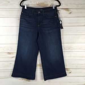 NYDJ Cropped Jeans Lift & Tuck Technology